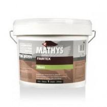 Peinture acrylique Fairtex Mathys, blanc mate, 4 litres