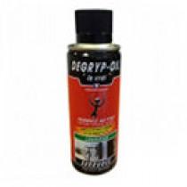 Lubrifiant Serrures PTFE Degryp Oil 70-01G, aérosol de 150 ml