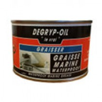 Graisse marine waterproof Degryp Oil 30-69G, boite de 300 g