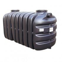 Cuve récupération eau de pluie Sotralentz, stockage enterré, QR 9000 l