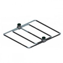 Kit filtre non drainé FND Sotralentz, 5,2 x 6,2 m