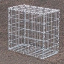 Gabion Rectangulaire 50x50x20 - fil 4 mm - maille 10x10 cm