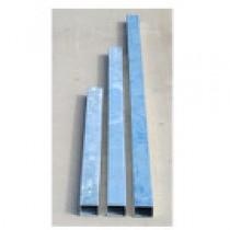 Poteau raidisseur pour gabion 60x40x1500 cm