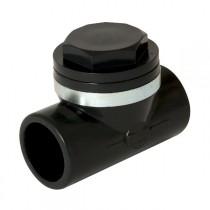 Clapet anti-retour Ø 40 mm pression eau froide, Nicoll CARH