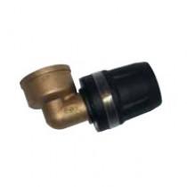 Raccord multicouche TECElogo coude 90° 20 mm x Femelle 1/2