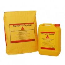 Revêtement d'imperméabilisation SIKATOP 145 Cuvelage Kit Gris 25kg