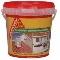 Revêtement de protection SIKAFILL color terre cuite de 8l