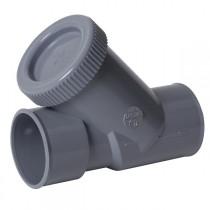 Clapet anti retour PVC diam 50 mm, Nicoll CASJ4