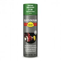 Peinture de Retouche Top Coat Rust-Oleum Vert Emeraude Aérosol 500 ml
