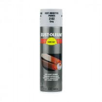 Primaire antirouille Hard Hat Rust-Oleum Gris Aérosol 500 ml