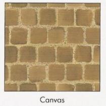 Pavés Courtstone Natural largeur 12,9 x longueur variable x 5,8 cm couleur Canvas, la palette de 5,465 M2