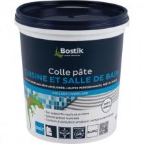 Colle Carrelage en Pâte Cuisine/SDB Bostik D2ET Prêt à Emploi 1,5 kg