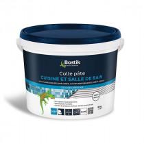 Colle Carrelage en Pâte Cuisine/SDB Bostik D2ET Prêt à Emploi 8 kg