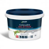 Colle Carrelage en Pâte Sol et Mur Bostik D2T Prêt à Emploi 3 kg