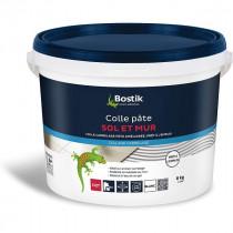 Colle Carrelage en Pâte Sol et Mur Bostik D2T Prêt à Emploi 8 kg