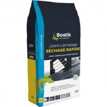 Joint Carrelage Gris Bostik Sol/Mur Intérieur/Extérieur 5 kg