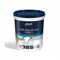 Colle Carrelage Pâte et Joint Blanc Bostik D2ET Mur Intérieur 1,5 kg