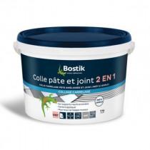 Colle Carrelage Pâte et Joint Gris Bostik D2ET Mur Intérieur 5 kg