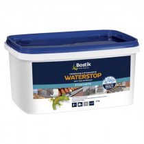 Membrane Étanchéité Bostik WaterStop Prise directe Multi-Travaux 6 kg