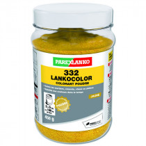 Colorant Jaune 332 Lankocolor Mortiers Ciments ParexLanko, 450 g