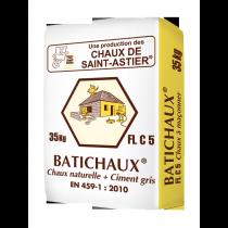 Chaux grise Batichaux Saint Astier - FL 5 - Sac de 35 kg