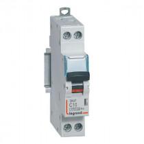 Disjoncteur Legrand DNX³4500 6kA 1P+N 230V 10A Courbe C Vis/Vis 406773
