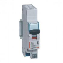 Disjoncteur Legrand 1P+N DNX³4500 6kA Auto/Auto 230V~ 16A 406783