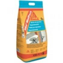 Mortier de réparation Sika minipack, le sac de 5 kg
