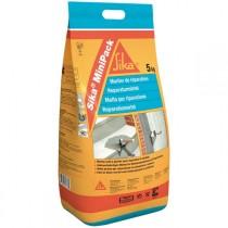Mortier de réparation Sika minipack, le carton de 5 sacs de 5 kg