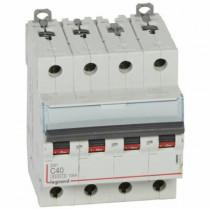 Disjoncteur Legrand DX³6000 10kA 4P 400V~ 40A pour Peigne HX³  407902