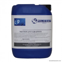 Nettoyant Graffitis /dissolvant Pelicoat, bidon de 5 litres