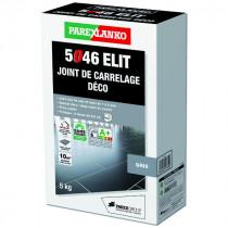 Mortier joints de Carrelage Coloré 5046 Elit ParexLanko, 5 kg