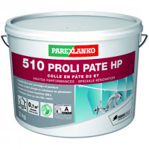 Colle 510 Proli Pâte Haute Performance Carrellage, ParexLanko, 3 kg