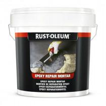 Mortier de réparation Epoxy Rust-Oleum Gris Foncé Bidon 25 kg