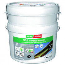 Colle Epoxy 532 Utarep h 80 c ParexLanko, kit de 5 kg