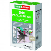 Mortier Joint Beige 542 Prolijoint Sol ParexLanko, 5 kg
