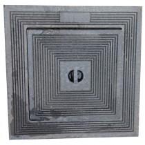 Regard hydraulique 50 x 50 fonte grise, l'unité