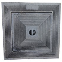 Regard hydraulique 60 x 60 Fonte grise