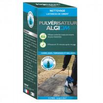 Nettoyant Ciment Terrasses et Dallages AlgiCim, Pulvérisateur 5 litres