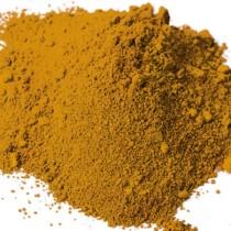 Colorant Mortier Béton Jaune 72 Oxyde de fer Defi