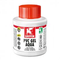 Colle PVC pour Installation sous Pression Gel Aqua Griffon, 250 ml