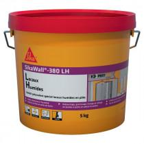 Enduit pour Locaux Humides SikaWall 380 LH, 5 kg