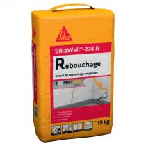 Enduit de Rebouchage en poudre SikaWall 274 R, 15 kg