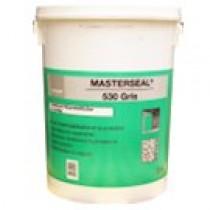 Mortier d'étanchéité Masterseal 530 gris, le bidon de 25 kg