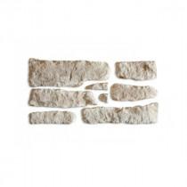 Plaquette de parement Causse ep 3 cm ton naturel paquet de 0,5 M2