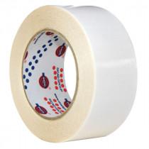 Ruban Adhésif D'emballage Blanc 48mmx100m Eurocel PP2536