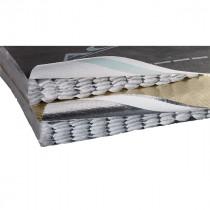 Isolant Réflecteur Alvéolaire Actis Triso-Toiture 1,6 x 10 m 81203