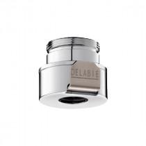 Raccord Rapide M24/100 Chromé pour Cartouches P Biofil Delabie 820124