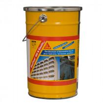 Revêtement d'étanchéité Sikafloor 400 N Elastic, seau de 17 Kg