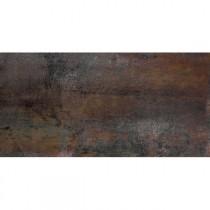 Carrelage Apavisa titanium natural effet métal, 30x60cm, le m2